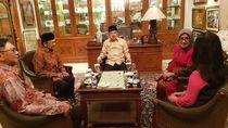 Bincang-bincang Ringan Isi Pertemuan JK-Habibie