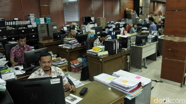 Ilustrasi PNS. Foto: Pradita Utama