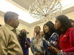 Momen JK Jadi Wartawan dan Tanya-tanya soal Mudik hingga Pilkada