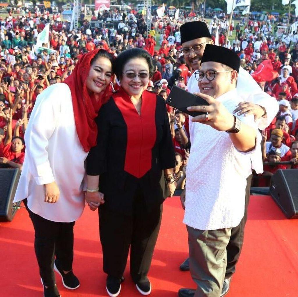 Cak Imin Yakin Gus Ipul-Puti akan Makmurkan Rakyat Jatim
