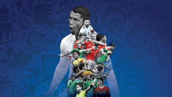 Serba Pertama di Piala Dunia 2018