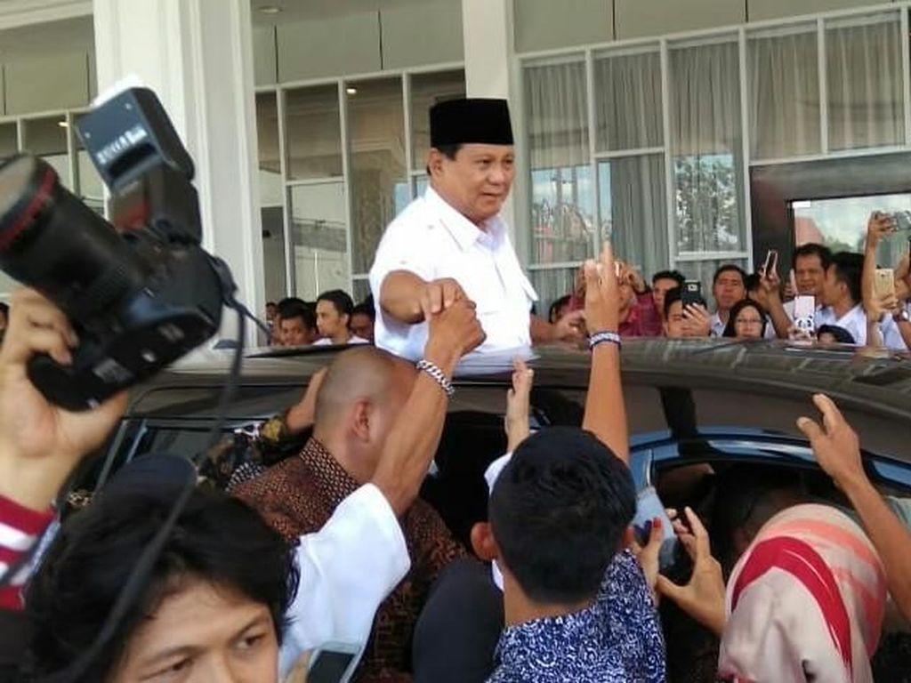 Tuduh Ada Mark Up, Prabowo Dapat Data Indeks Harga LRT dari Anies