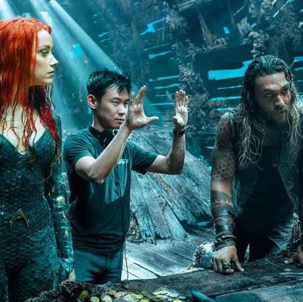Jelang Rilis, Aquaman Dikejar Monster Mengerikan