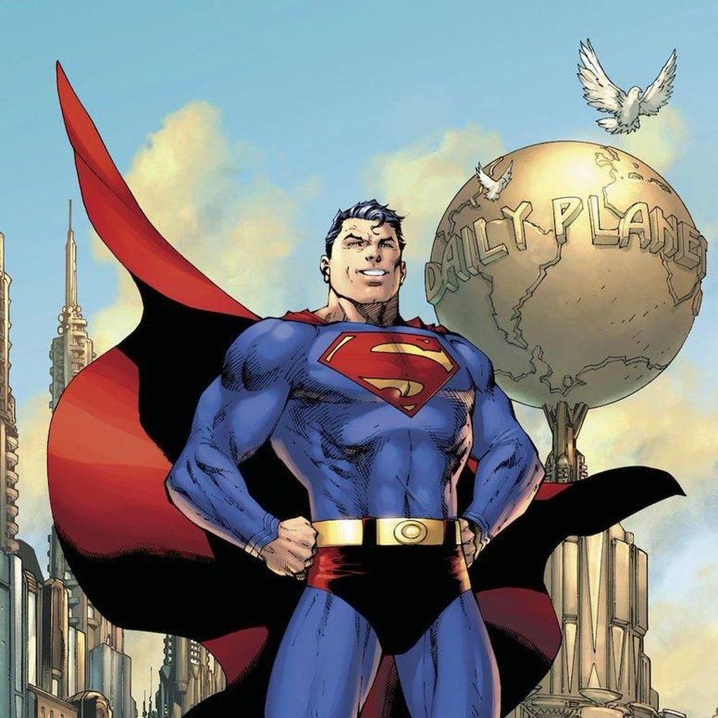 Cerita Superman yang Tersembunyi Satu Dekade Bakal Diterbitkan 2019