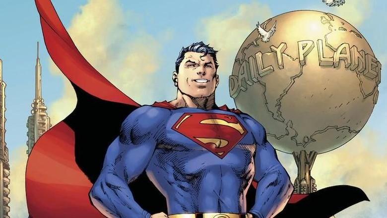 DC Comics Rilis Trailer Komik Superman #1