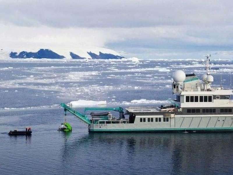 Menyusuri Kehidupan Misterius di Kedalaman Bawah Es Antartika