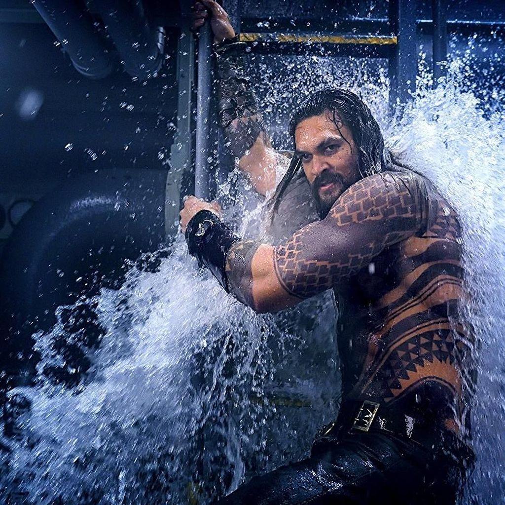 Warner Bros Sudah Bahas Sekuel Aquaman