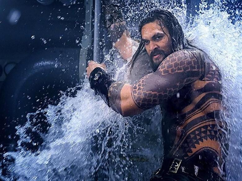 Fakta-fakta yang Kamu Harus Tahu tentang  Aquaman