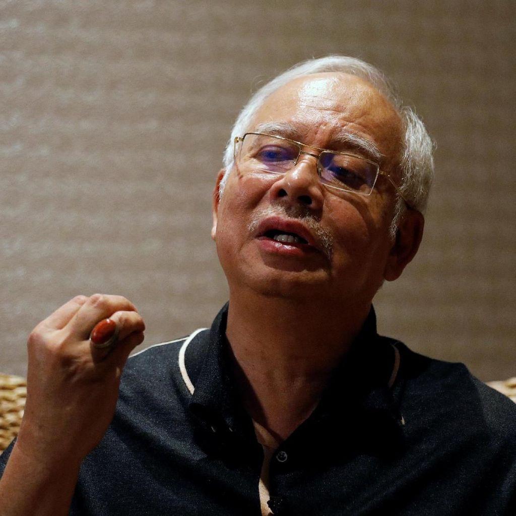 Kata Najib Soal Jho Low yang Sama-sama Terjerat Skandal 1MDB
