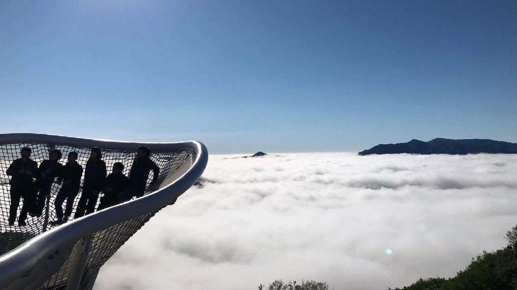 Foto: Hokkaido Tak Sekadar Ski