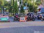Pelabuhan Ketapang Padat, Polisi Lakukan Rekayasa Lalu Lintas