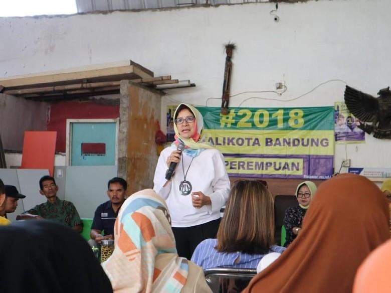 Catat! Ini Janji Nurul Arifin untuk Ibu dan Perempuan Bandung