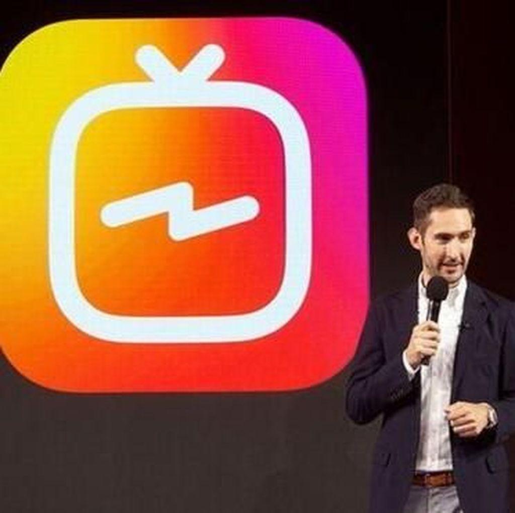 Platform Video Panjang Instagram Diresmikan, Namanya IGTV
