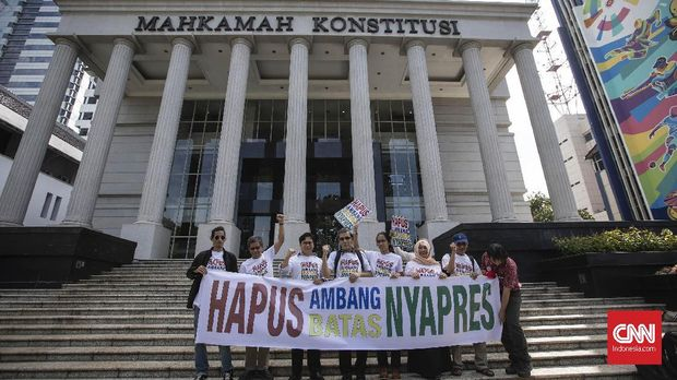 Ancam People Power, Amien Rais Dinilai Tak Punya Massa