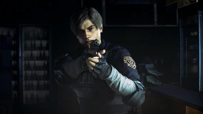 Resident Evil 2 (istimewa)