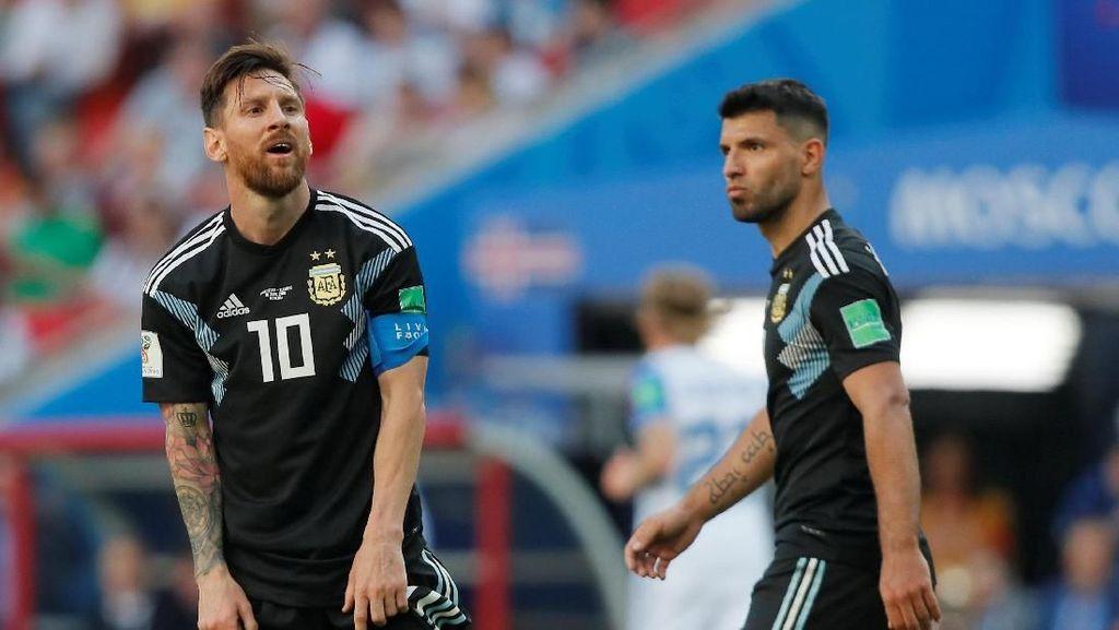 Prediksi Argentina Vs Kroasia: Wajib Menang, Tim Tango Jadi Unggulan