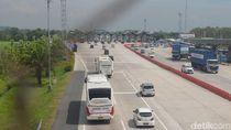 Tol Cipali Lancar, Baru 57 Persen Pemudik yang Balik Jakarta