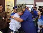 Ada Amien Rais di Pertemuan SBY-Zulkifli di Pekanbaru