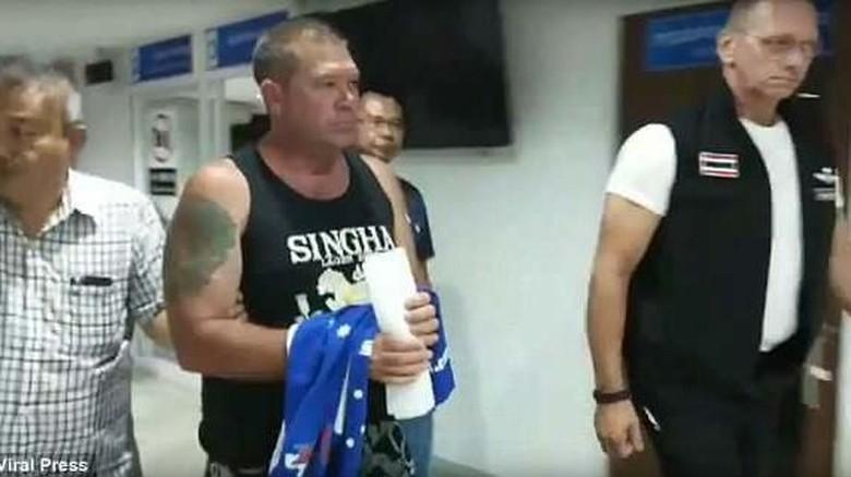 Jajakan Seks di Kapal Pesiar, WN Australia Ditangkap di Thailand