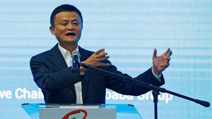 Jack Ma. (Foto: Reuters)