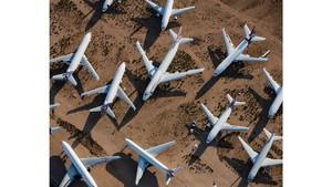 Foto: Siklus Kehidupan Pesawat
