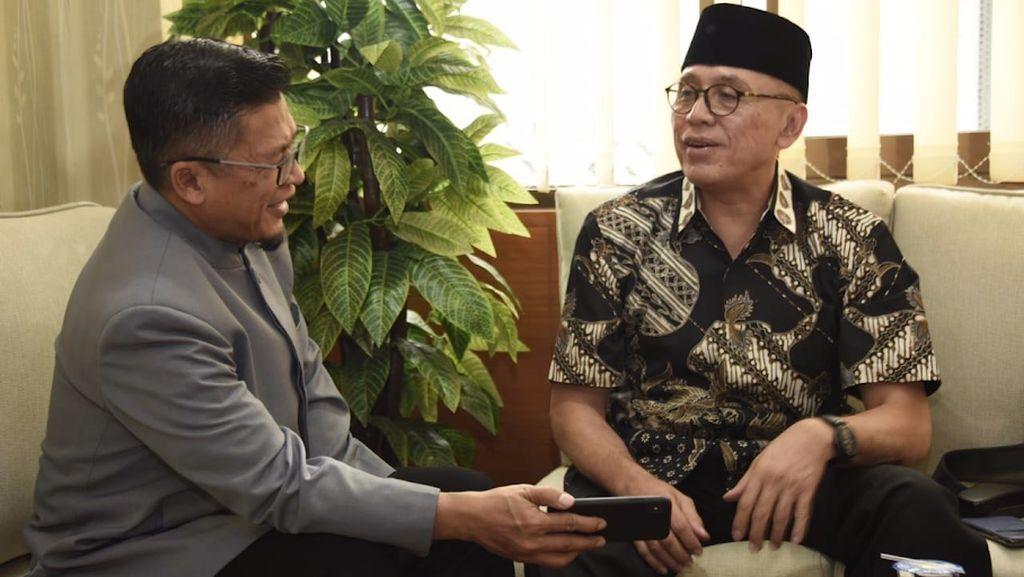 Jadi Pj Gubernur, Iriawan Dapat Dukungan Ulama dan Sesepuh Jabar