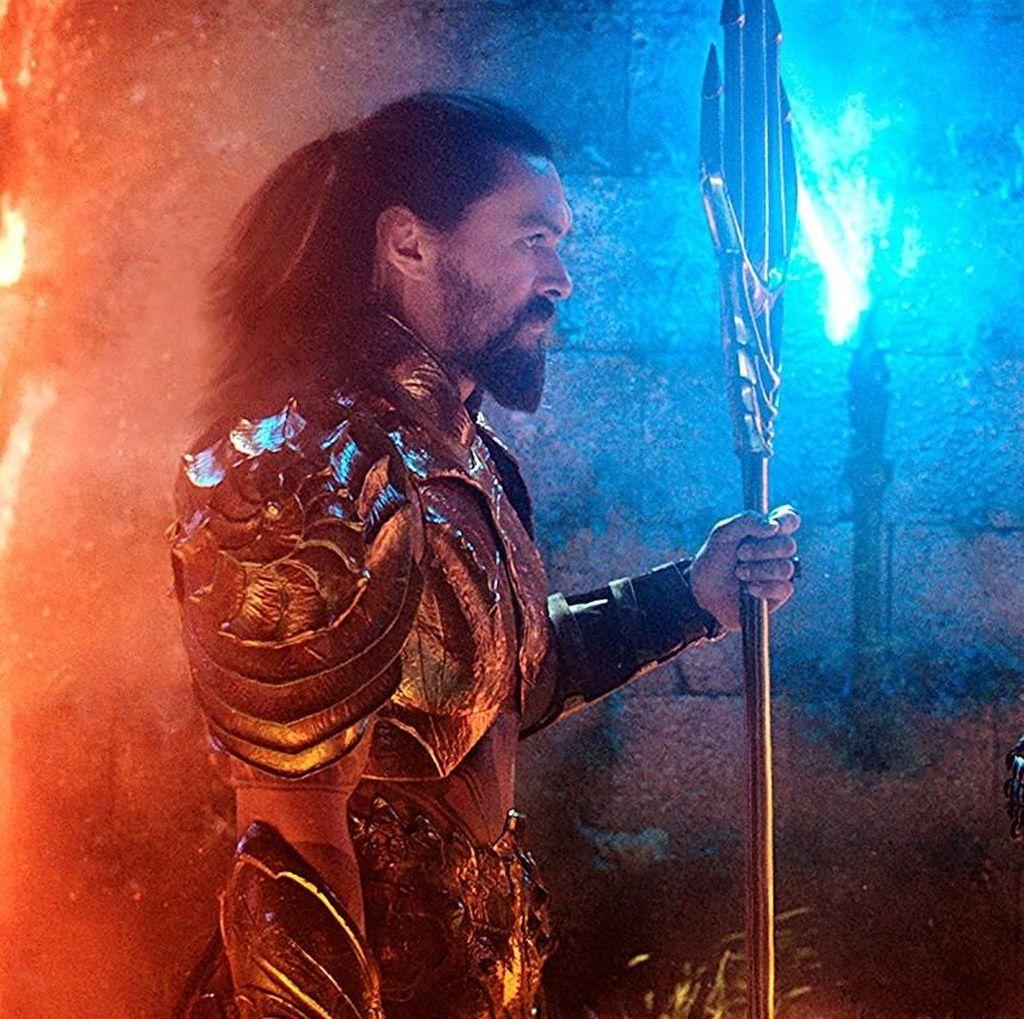 Ocean Master Bakal Beraksi Kembali di Aquaman 2