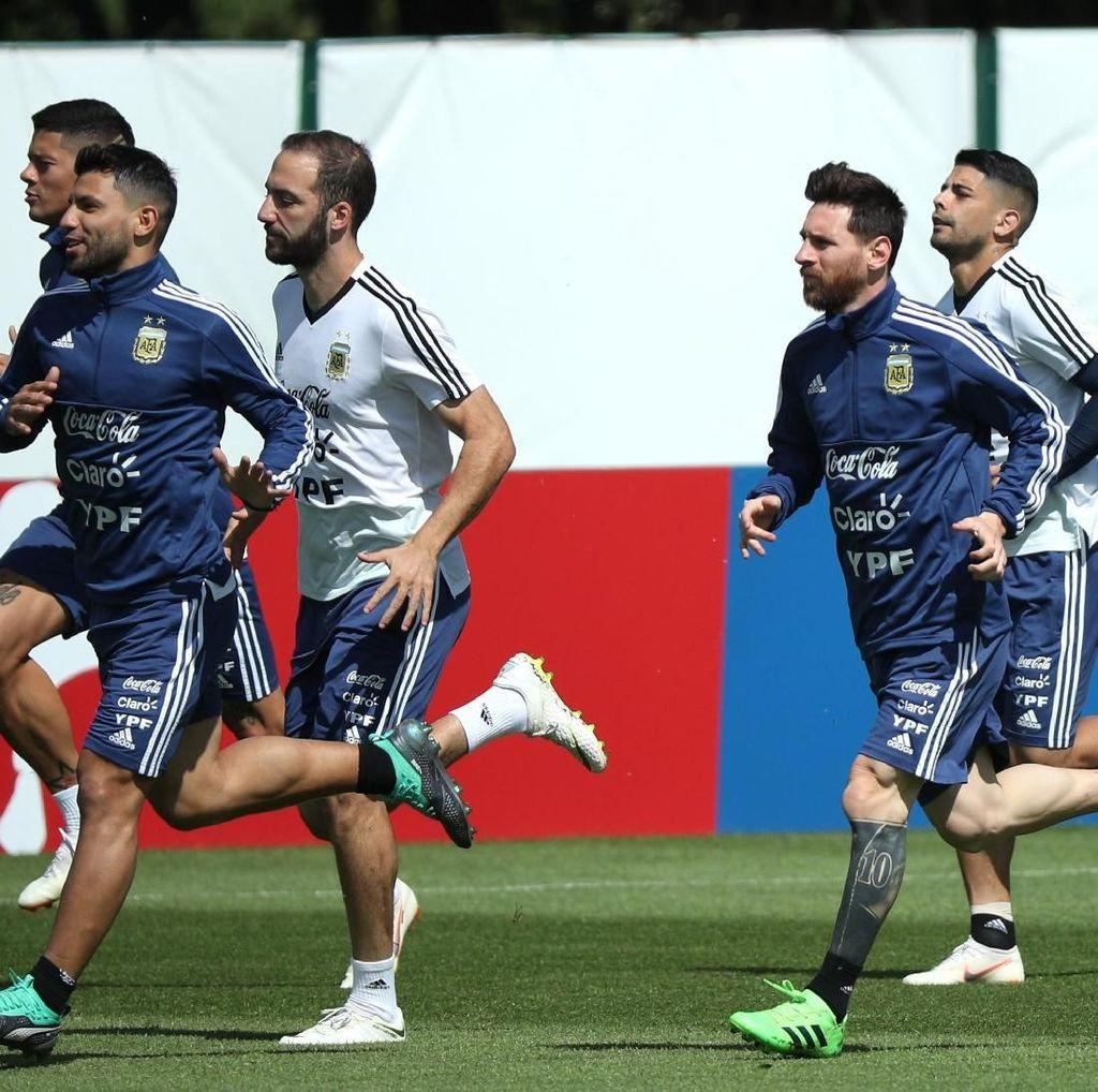 Jadwal Piala Dunia 2018 Hari Ini: Prancis vs Peru, Argentina vs Kroasia