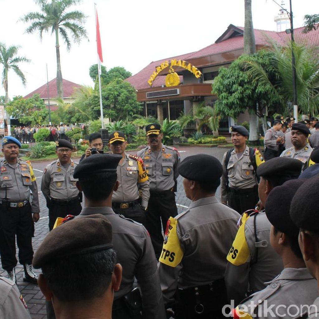 Karena Letak Geografis, 10 TPS di Kabupaten Malang Disebut Rawan
