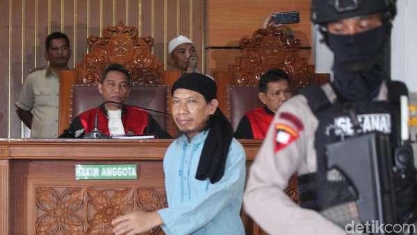 Aman Abdurrahman Divonis Mati, Pengacara Pikir-pikir Banding