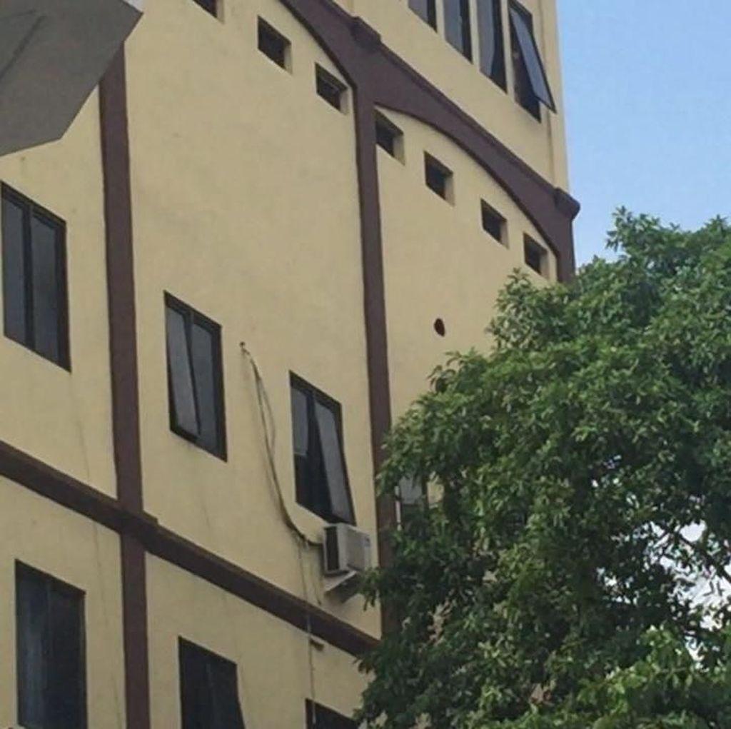 2 Tahanan Polres Jaktim Kabur Pakai Tali Tambang