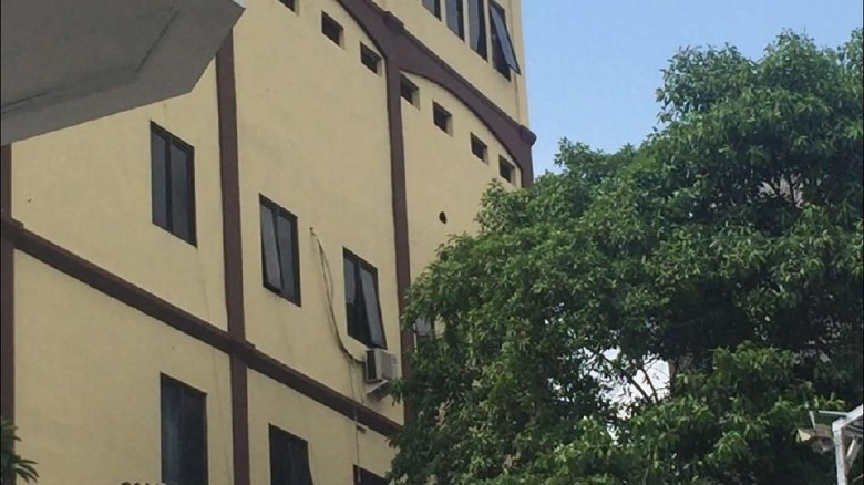 Propam Cek Kabar Tahanan Polres Jaktim yang Kabur Jebol Tembok