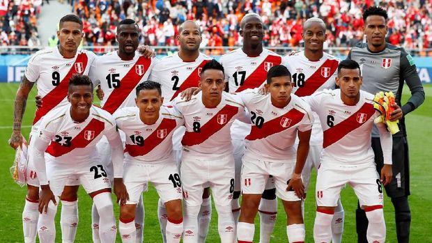 Peru jadi juara di Piala Dunia Berhenti Merokok