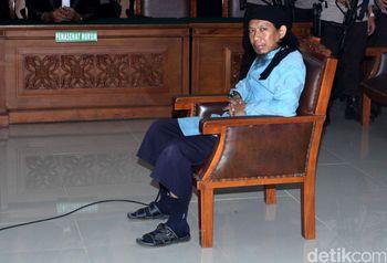 Foto: Aman Abdurrahman Divonis Mati
