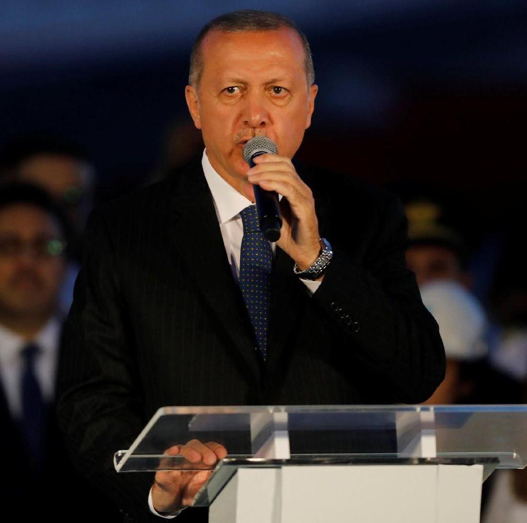Erdogan Memimpin di Penghitungan Suara Sementara Pemilu Turki