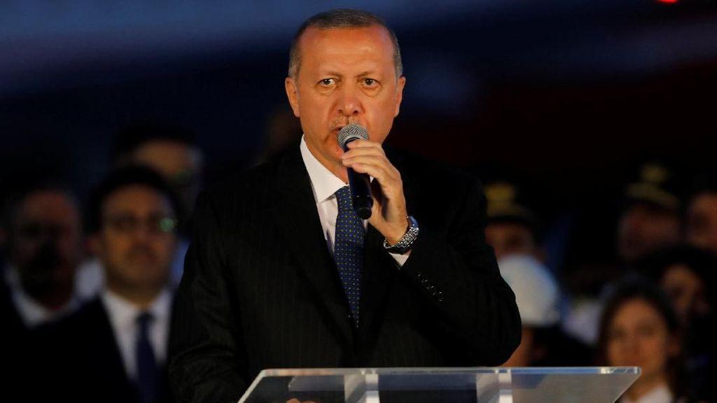 Erdogan: Turki Belum Ungkap Semua Hal Soal Pembunuhan Khashoggi