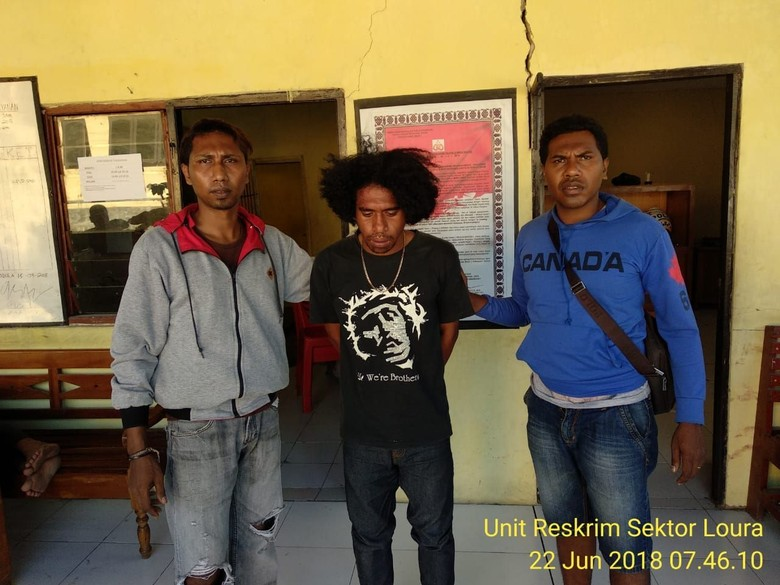 Pemerkosa Turis Prancis di Labuan Bajo Terancam 12 Tahun Penjara
