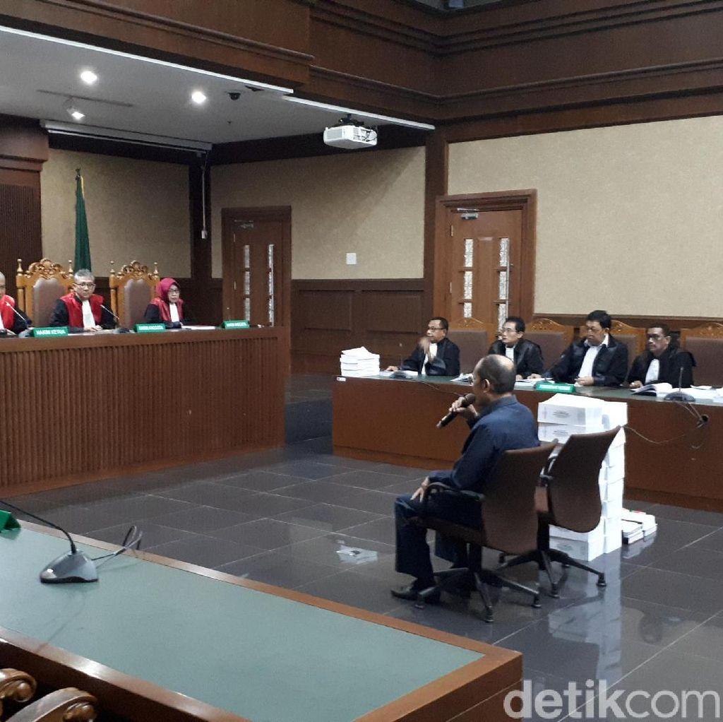 Jaksa KPK Keberatan Disebut Fredrich Udik hingga IQ Jongkok