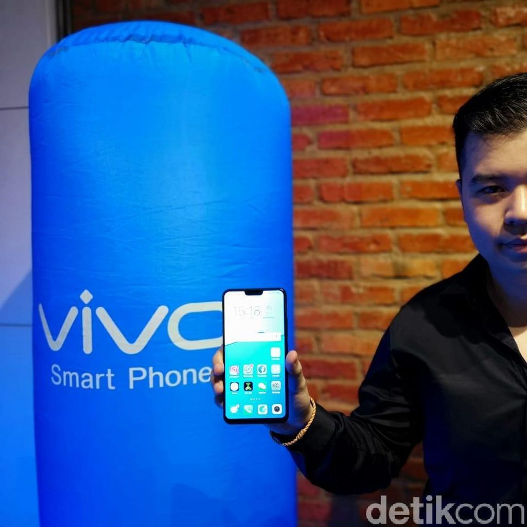 Hi-Fi Hingga Kamera Resolusi Tinggi Selalu Jadi Andalan Vivo