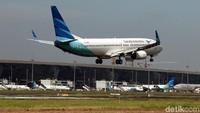 Singgung Keuntungan Garuda, Prabowo: Kursinya Harus Terisi 120%