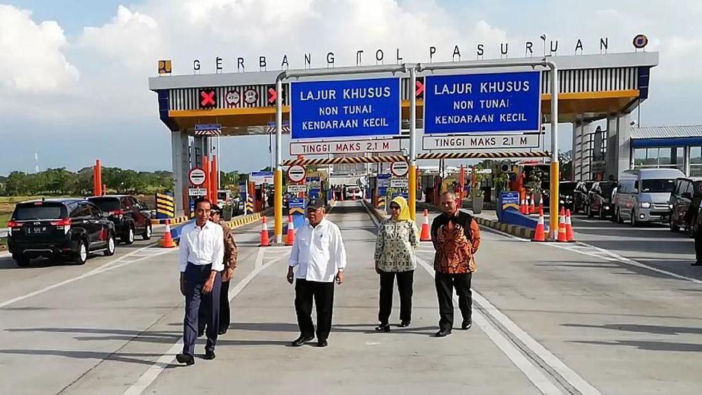 Sudah Diresmikan Jokowi, Ini Tarif Tol Gempol-Pasuruan