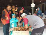 Wah, Ada 1.000 Lepet untuk Rayakan Hari Raya Ketupat di Grobogan