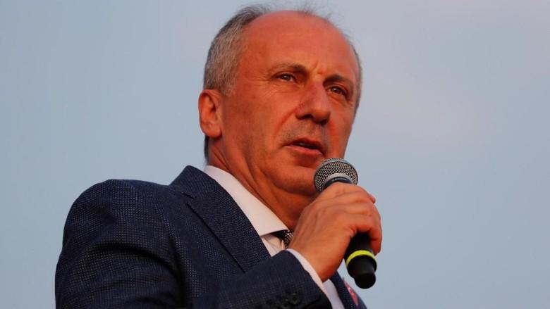 Muharrem Ince, Eks Guru Fisika Jadi Rival Utama Erdogan di Pilpres