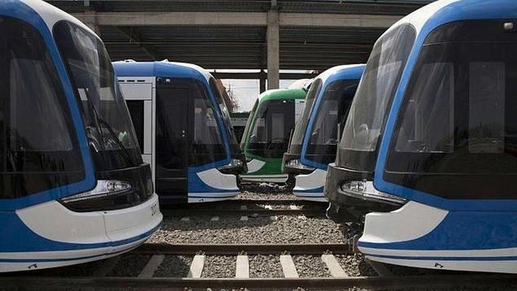 Penampakan LRT di Berbagai Negara, Berapa Sih Biaya Bangunnya?