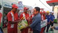 Konsumsi BBM di Tol Fungsional Jawa Tengah Capai 1,7 Juta Liter