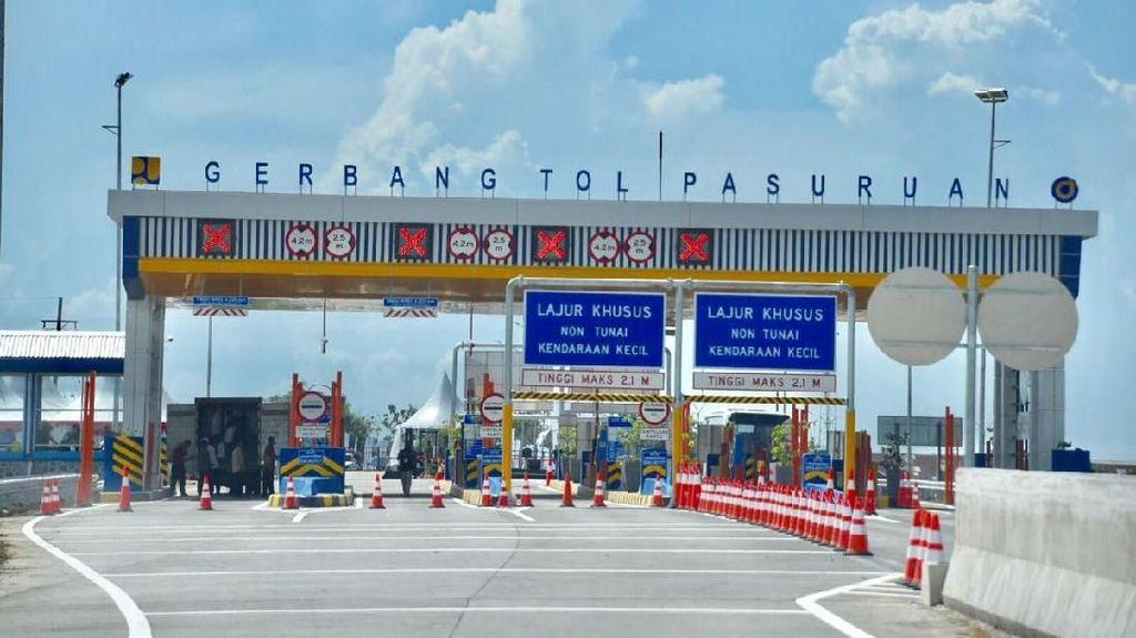 Diresmikan Jokowi, Tol Rembang-Pasuruan Dilewati 13.000 Mobil/Hari