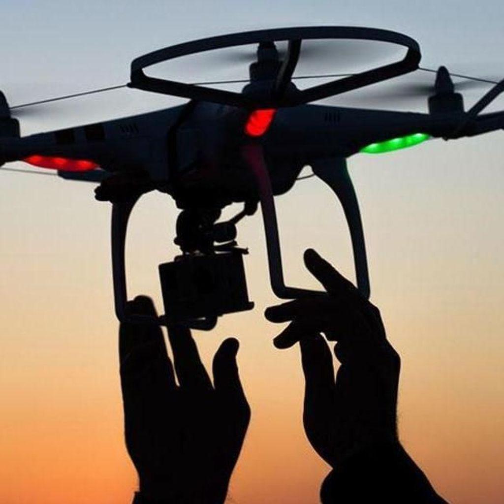 Jangan Sembarangan Terbangkan Drone!