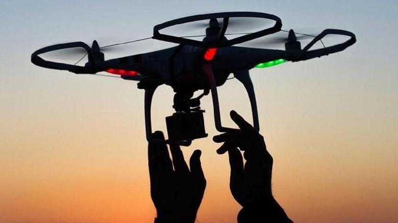 Foto: Ilustrasi drone (Thinkstock)