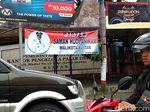 Spanduk #Save# Samanhudi Terlihat di Blitar, Siapa Pemasangnya?