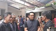 Ginan Koesmayadi Meninggal, Ridwan Kamil: Dia Pejuang Kemanusiaan
